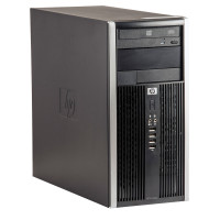 Calculator HP Compaq 6305 Tower, AMD A4-5300B 3.40GHz, 4GB DDR3, 250GB SATA, DVD-ROM