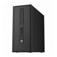 Calculator HP 800 G1 Tower, Intel Core i5-4460 3.20GHz, 4GB DDR3, 500GB SATA, DVD-RW