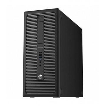 Calculator HP EliteDesk 800 G1 Tower, Intel Core i3-4130 3.40GHz, 8GB DDR3, 500GB SATA, DVD-RW, Second Hand Calculatoare Second Hand