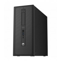 Calculator HP EliteDesk 800 G1 Tower, Intel Pentium G3220 3.00GHz, 8GB DDR3, 500GB SATA, DVD-RW