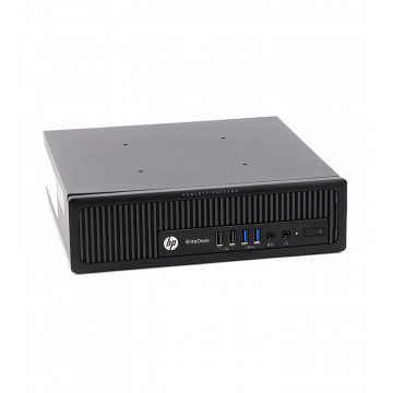 Calculator HP 800 G1 USDT, Intel Core i5-4590s 3.00GHz, 8GB DDR3, 240GB SSD, Second Hand Calculatoare Second Hand