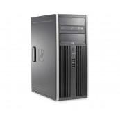 Calculator HP 8200 Tower, Intel Core i3-2100 3.10GHz, 4GB DDR3, 250GB SATA, DVD-ROM, Second Hand Calculatoare Second Hand