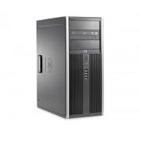 Calculator HP 8200 Tower, Intel Pentium G630 2.70GHz, 4GB DDR3, 250GB SATA, DVD-RW