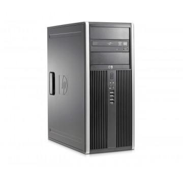 Calculator HP 8200 Tower, Intel Pentium G630 2.70GHz, 4GB DDR3, 250GB SATA, DVD-RW, Second Hand Calculatoare Second Hand