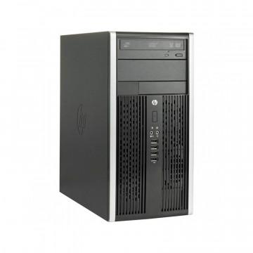 Calculator HP 8200 Elite MT, Intel Core i5-2400 3.10 GHz, 4GB DDR3, 250GB SATA, DVD-RW, Second Hand Calculatoare Second Hand
