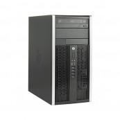 Calculator Hp 8200 Elite Tower, Intel Core i7-2600 3.40GHz, 4GB DDR3, 500GB SATA, DVD-RW, Second Hand Calculatoare Second Hand