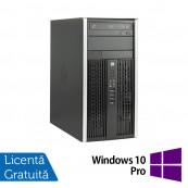 Calculator HP Elite 8300 Tower, Intel Core i7-3770 3.40GHz, 4GB DDR3, 500GB SATA, DVD-RW + Windows 10 Pro, Refurbished Calculatoare Refurbished