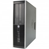 Calculator Barebone HP 8200 SFF,  Placa de baza + Carcasa + Cooler + Sursa, Second Hand Barebone
