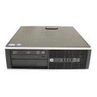 Calculator HP 8200 Elite SFF, Intel Core i5-2400 3.10GHz, 4GB DDR3, 120GB SSD, DVD-RW