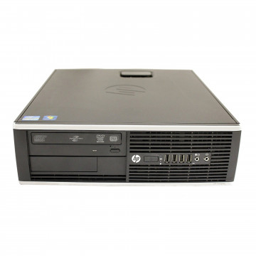 Calculator HP 8200 Elite SFF, Intel Core i5-2400 3.10GHz, 4GB DDR3, 500GB SATA, DVD-RW, Second Hand Calculatoare Second Hand