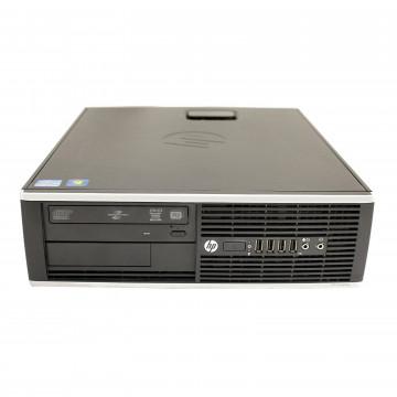 Calculator HP 8200 Elite SFF, Intel Core i7-2600 3.40GHz, 4GB DDR3, 500GB SATA, DVD-RW, Second Hand Calculatoare Second Hand