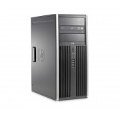 Calculator Barebone HP 8200 Tower,  Placa de baza + Carcasa + Cooler + Sursa, Second Hand Barebone