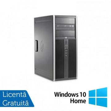 Calculator Refurbished HP 8200 Elite Tower, Intel Core i5-2400 3.10 GHz, 4GB DDR3, 250GB SATA, DVD-RW + Windows 10 Home Calculatoare Refurbished