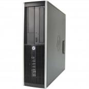 Calculator HP 8300 Elite SFF, Intel Pentium G640 2.80GHz, 4GB DDR3, 250GB SATA, DVD-RW, Second Hand Calculatoare Second Hand