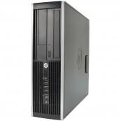 Calculator HP 8300 SFF, Intel Pentium Dual Core G530 2.4Ghz, 4GB DDR3, 250GB, DVD-RW Calculatoare Second Hand
