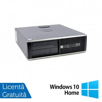 Calculator HP 8300 Elite Desktop, Intel Core i5-3470s 2.90GHz, 4GB DDR3, 500GB SATA + Windows 10 Home, Refurbished Calculatoare Refurbished