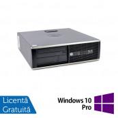 Calculator HP 8300 Elite Desktop, Intel Core i5-3470s 2.90GHz, 4GB DDR3, 500GB SATA + Windows 10 Pro, Refurbished Calculatoare Refurbished