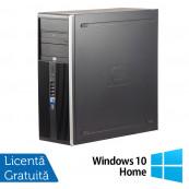 Calculator HP 8300 Tower, Intel Core i5-3470 3.20GHz, 4GB DDR3, 500GB SATA + Windows 10 Home, Refurbished Calculatoare Second Hand