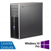 Calculator HP 8300 Tower, Intel Core i5-3470 3.20GHz, 4GB DDR3, 500GB SATA + Windows 10 Pro, Refurbished Calculatoare Refurbished