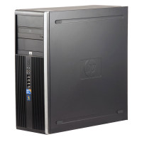 Calculator HP 8300 Tower, Intel Core i5-3470 3.20GHz, 8GB DDR3, 120GB SSD