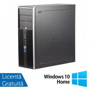 Calculator HP 8300 Tower, Intel Core i5-3470 3.20GHz, 8GB DDR3, 120GB SSD + Windows 10 Home, Refurbished Calculatoare Refurbished