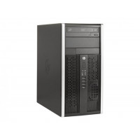 Calculator HP 8300 Tower, Intel Core i5-3470s 2.90GHz, 4GB DDR3, 250GB, DVD-RW