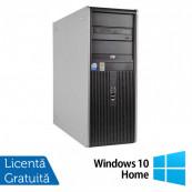 Calculator HP Compaq DC7900 Tower, Intel Core2 Duo E8500 3.16GHz, 4GB DDR3, 160GB SATA, DVD-RW + Windows 10 Home, Refurbished Calculatoare Refurbished