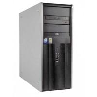 Calculator HP DC7900 Tower, Intel Core 2 Quad Q9400 2.66GHz, 4GB DDR3, 150GB SATA, DVD-RW