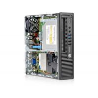 Calculator HP EliteDesk 800G1 Tower, Intel Core i5-4570 3.20GHz, 4GB DDR3, 500GB SATA, DVD-ROM + Windows 10 Home