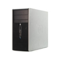 Calculator HP DC5700 Tower, Intel Core 2 Duo E4600, 4GB DDR2, 250GB SATA, DVD-ROM
