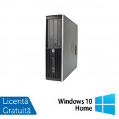 Calculator HP Compaq Elite 8300 SFF, Intel Core i5-3470 3.20GHz, 4GB DDR3, 120GB SSD, DVD-RW + Windows 10 Home, Refurbished Calculatoare Refurbished