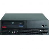 Calculator LENOVO A57 SFF, Intel Celeron 430, 1.8 GHz, 1 GB DDR2, 80GB SATA, DVD-RW Calculatoare Second Hand
