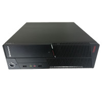 Calculator LENOVO ThinkCentre A58 SFF, Intel Core2 Quad Q6600 2.40GHz, 2GB DDR2, 160GB SATA, DVD-RW