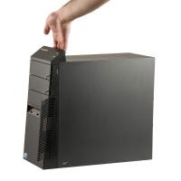 Calculator LENOVO ThinkCentre A58 Tower, Intel Core2 Quad Q6600 2.40GHz, 4GB DDR2, 320GB SATA, DVD-RW + Windows 10 Pro