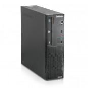 Calculator LENOVO ThinkCentre A70 SFF, Intel Pentium E5700 3.00GHz, 2GB DDR3, 320GB SATA, DVD-ROM, Second Hand Calculatoare Second Hand