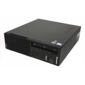 Calculator LENOVO Edge E71 SFF, Intel Core i5-2400S 2.50GHz, 4GB DDR3, 500GB SATA, DVD-RW, Second Hand Calculatoare Second Hand