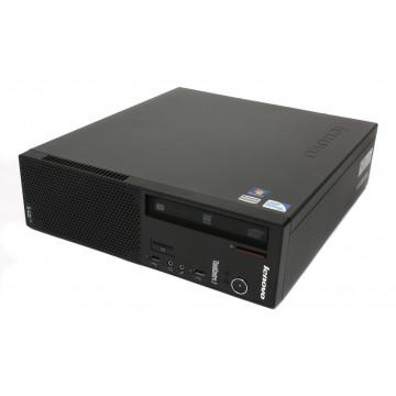 Calculator LENOVO Edge E71 SFF, Intel Pentium G840 2.80GHz, 4GB DDR3, 250GB SATA, DVD-RW, Second Hand Calculatoare Second Hand