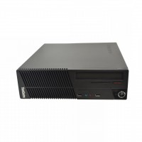 Calculator Lenovo ThinkCentre M71e SFF, Intel Core i3-2100 3.10GHz, 4GB DDR3, 250GB SATA, DVD-RW