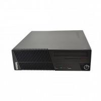 Calculator Lenovo ThinkCentre M71e SFF, Intel Core i7-2600 3.40GHz, 4GB DDR3, 250GB SATA, DVD-ROM