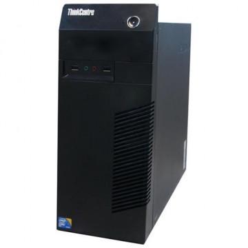 Calculator Lenovo Thinkcentre M72E Tower, Intel Core i5-3470 3.20GHz, 4GB DDR3, 250GB SATA, DVD-RW, Second Hand Calculatoare Second Hand