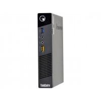 Calculator Lenovo M73 Mini PC, Intel Core i3-4130T 2.90GHz, 4GB DDR3, 320GB SATA