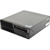 Calculator LENOVO M81, SFF, Intel Core i5-2400, 3.10 GHz, 4 GB DDR3, 320GB SATA, DVD-ROM Calculatoare Second Hand