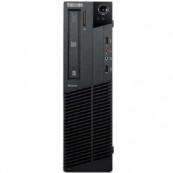 Calculator Lenovo ThinkCentre M82 SFF, IntelCore i5-3470 3.20GHz, 4GB DDR3, 250GB SATA, DVD-RW + Windows 10 Home, Refurbished Calculatoare Refurbished