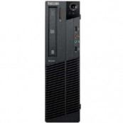 Calculator Lenovo ThinkCentre M82 SFF, IntelCore i5-3470 3.20GHz, 4GB DDR3, 250GB SATA, DVD-RW + Windows 10 Pro, Refurbished Calculatoare Refurbished