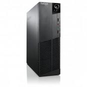 Calculator Lenovo Thinkcentre M83 SFF, Intel Core i3-4130 3.40GHz, 8GB DDR3, 120GB SSD, Placa video Gaming AMD Radeon R7 350 4GB GDDR5 128-Bit, Second Hand Calculatoare Second Hand