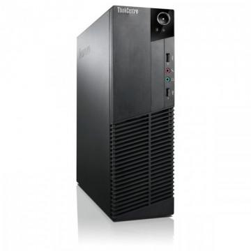 Calculator Lenovo Thinkcentre M83 SFF, Intel Core i3-4130 3.40GHz, 8GB DDR3, 120GB SSD, Placa video Gaming Geforce GTX 750/4GB GDDR5/128Bit, Second Hand Calculatoare Second Hand