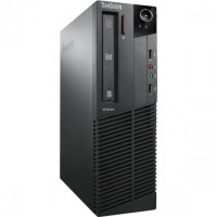Calculator LENOVO Thinkcentre M91P SFF, Intel Core i5-2400 3.10GHz, 4GB DDR3, 250GB SATA, DVD-ROM