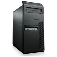 Calculator Lenovo Thinkcentre M91p Tower, Intel Core i7-2600 3.40GHz, 4GB DDR3, 500GB SATA, DVD-RW