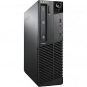 Calculator Lenovo Thinkcentre M92p SFF, Intel Core i5-3470 3.2GHz, 4GB DDR3, 250GB SATA, DVD-ROM Calculatoare Second Hand