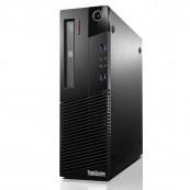 Lenovo Thinkcentre M93p SFF, Intel Core i7-4770 3.40GHz, 16GB DDR3, 500GB SATA, DVD-ROM, Second Hand + Windows 10 Pro Calculatoare Second Hand